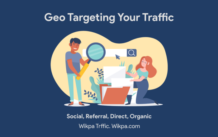 Geo Targeting Traffic