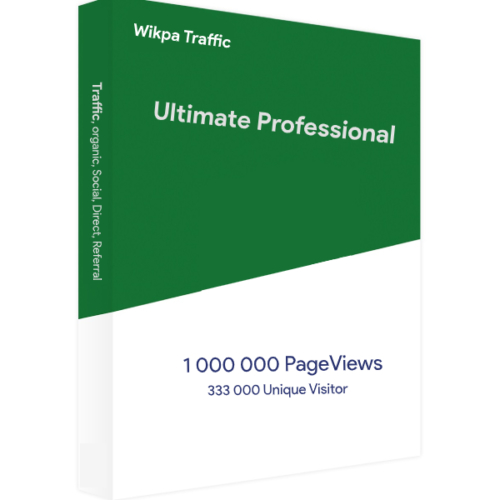 Website Traffic Ultimate Professional