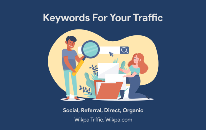 Keywords For Traffic