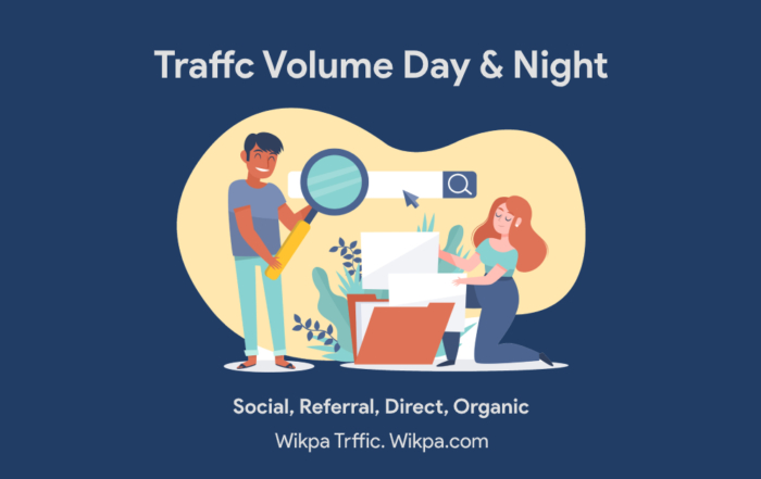 Traffic Volume Day Night